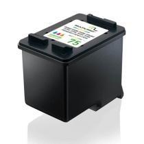 Cartucho Jato de Tinta HP 75 Colorido CO75X - Multilaser - Multilaser