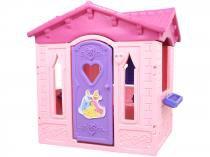 Casinha Disney Princesa com Campainha - Xalingo