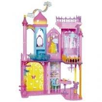 Castelo Arco-Íris Barbie Dreamtopia - Mattel