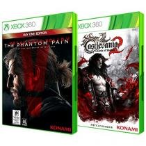 Castlevania: Lords of Shadows 2 + Metal Gear - Solid V: The Phantom Pain Day One Edition Xbox 360