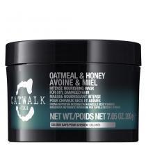 Catwalk Oatmeal  Honey Intense Nourishing Mask Tigi - Máscara de Tratamento - 200g - TIGI