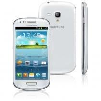 Celular Galaxy S3 Mini I8200 Branco - Samsung - Samsung
