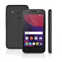Celular One Touch 8GB Tela 4.0 Polegadas Preto - Alcatel - Alcatel