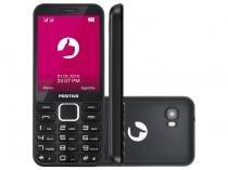 """Celular Positivo P28 Dual Chip Câmera VGA - Tela 2,8"""" QVGA Bluetooth Rádio FM"""