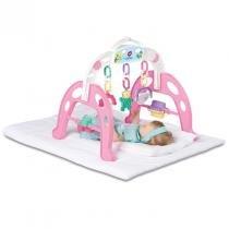 Centro de Atividades Mobile Móvel Baby Gym Calesita 901/918 - Rosa - Calesita