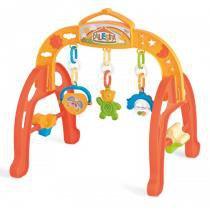 Centro de Atividades Mobile Móvel Baby Gym Calesita 901 - Laranja - Calesita