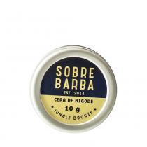 Cera de Bigode Jungle Boogie - 10g - Sobrebarba