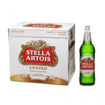 Cerveja Stella Artois 990 Ml Caixa com 12 unidades Stella Artois