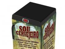 Cervejeira/Expositor Vertical 1 Porta 100L - Venax Sou Cervejeiro