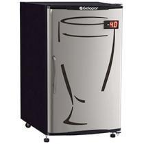 Cervejeira/Expositor Vertical 1 Porta 112L - Frost Free - Gelopar GRBA 120