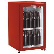Cervejeira/Expositor Vertical 1 Porta 112L - Frost Free Gelopar GRBA-120PVM