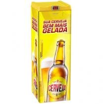 Cervejeira/Expositor Vertical 1 Porta 209L Venax - EXPM 200 com Painel Termostato Digital