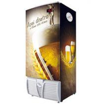 Cervejeira/Expositor Vertical 1 Porta 320L - Freeart Seral Plug-in EVFS C320CX2