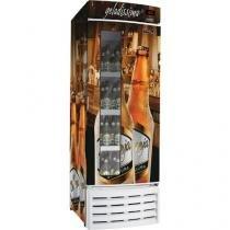 Cervejeira/Expositor Vertical 1 Porta 429L - Esmaltec CV520R