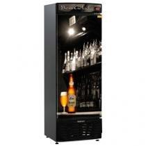 Cervejeira/Expositor Vertical 1 Porta - 445L Frost Free Gelopar GRBA 450B