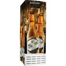 Cervejeira/Expositor Vertical 1 Porta 561L - Frost Free Termostato Eletrônico Esmaltec CV520R