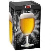 Cervejeira/Expositor Vertical 1 Porta 82L Venax - EXPM 100 com Painel Termostato Digital