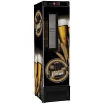 Cervejeira/Expositor Vertical Porta com Visor - 296L Metalfrio VN28FL