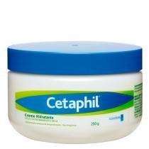 Cetaphil Creme Hidratante Pele Extremamente Seca - Creme Hidratante Corporal - 250g - Cetaphil