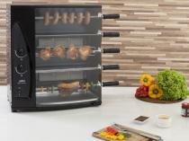 Churrasqueira à Gás Arke Vitta Premium - com 5 Espetos