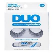Cílios Postiços Eyelashes D11 Duo - Cílios Postiços - Duo