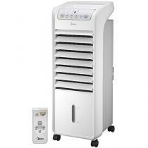 Climatizador de Ar Midea Frio - Umidificador / Ventilador 3 Velocidades AKAF