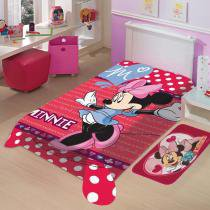 Cobertor Infantil Disney Minnie - Jolitex - Minnie - Jolitex