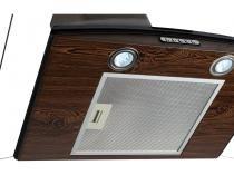 Coifa de Parede Nardelli 70cm 3 Velocidades - Wood Slim