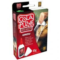 Cola Puzzle Brilhante para Quebra Cabeça - Grow