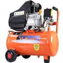 Compressor de Ar 25 Litros 2,5HP - Vulcan - 220v - Vulcan