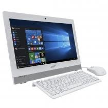 "Computador All In One Aspire Z1 4GB 500GB LED 19,5"" Win10 Branco - Acer - Acer"