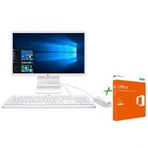 "Computador All in One LG Intel Pentium Quad Core - 4GB 500GB LCD 23,8"" + Office Home & Business"