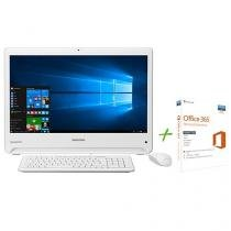 Computador All in One Positivo Union US7565 - Intel Core i3 4GB 1TB + Office 365 Personal