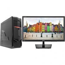 Computador Braview i701 Intel Core i7 8GB 1TB - Placa de Vídeo Dedicada Linux + Monitor LG LED