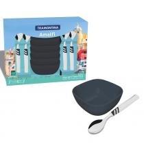 Conjunto Amalfi para Sobremesa 12 Peças 23499875 - Tramontina - Tramontina