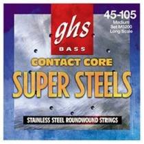 Conjunto de 4 Cordas 040 á 100 para Contrabaixo - GHS L 5200
