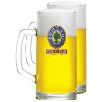 Conjunto de Canecas 2 Peças - Ruvolo Mestre Cervejeiro Berna Lisa