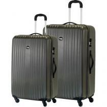 Conjunto de Malas para Viagem Swiss Move ABS T1769 - 2 Peças