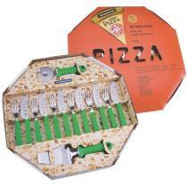 Conjunto para Pizza 14 Peças - Tramontina 25099222