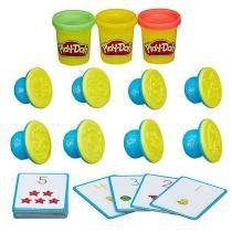 Conjunto Play-Doh Aprendendo os Números B3406 - Hasbro - Hasbro