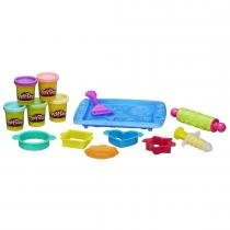 Conjunto Play-Doh Biscoitos Divertidos B0307 - Hasbro - Hasbro