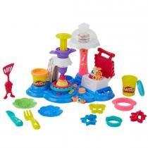 Conjunto Play-Doh Festa de Bolos B3399 - Hasbro - Hasbro