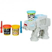 Conjunto Play-Doh Star Wars AT-AT B5536 - Hasbro - Hasbro