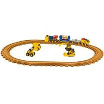Conjunto Preschool Express Train Cat - DTC