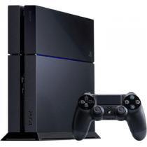 Console Playstation 4 500GB 1 Controle CUH-1214A B01 Preto - Sony - Sony