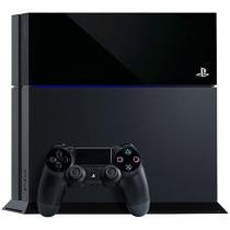 Console Playstation 4 500GB Sony - 1 Controle DualShock 1 Headset