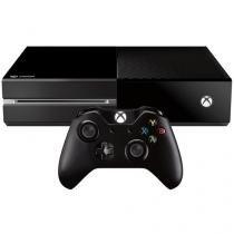 Console Xbox One 500GB Microsoft - 1 Controle + 1 Jogo via Download