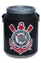 Cooler Térmico para 12 Latas 350ml Corinthians 11 Litros DC12 - Doctor Cooler - Doctor Cooler