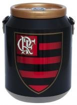 Cooler Térmico para 12 Latas 350ml Flamengo 11 Litros DC12 - Doctor Cooler - Doctor Cooler