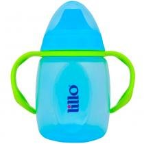 Copo Antivazamento Design Azul 250ml - Lillo - Lillo